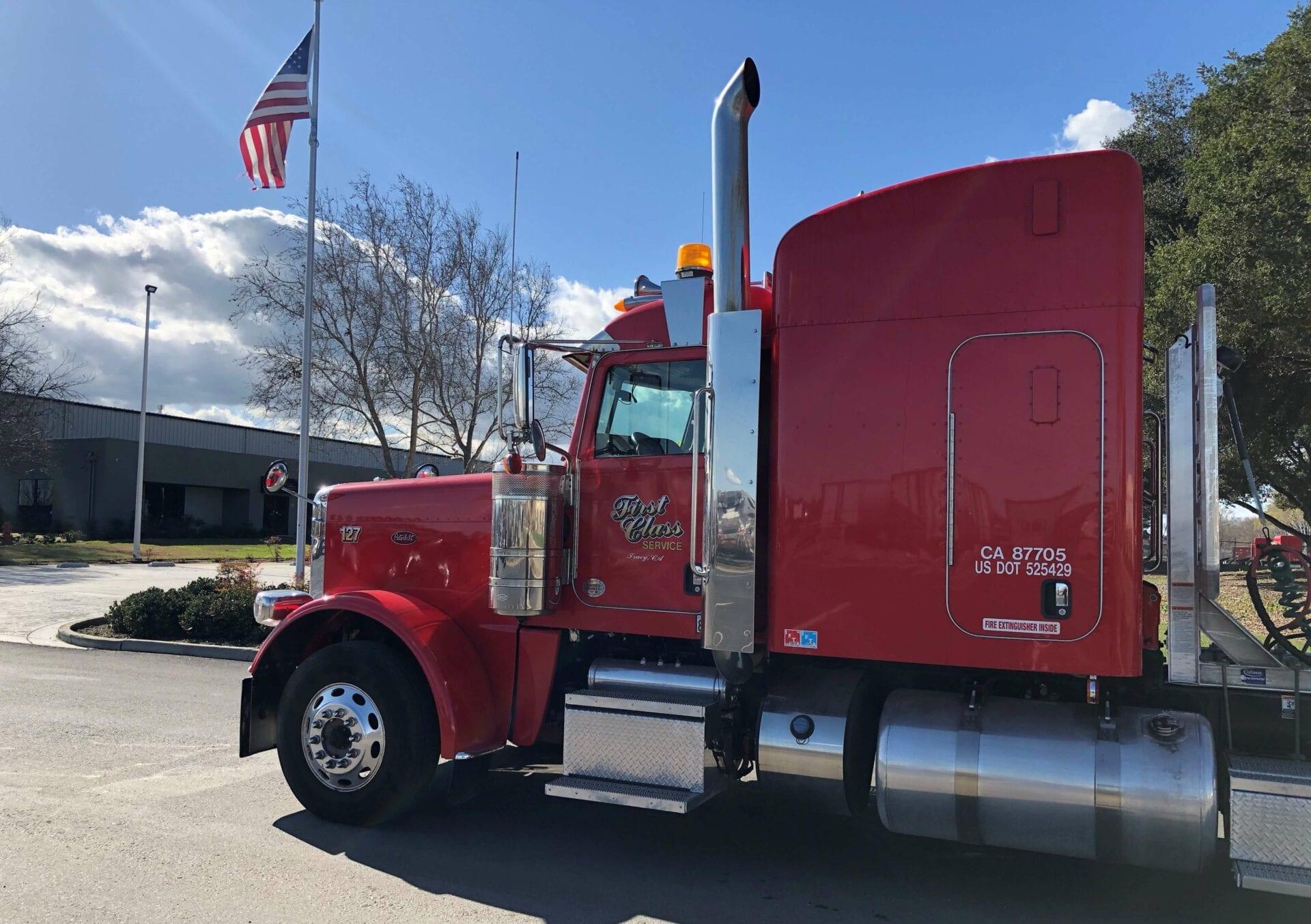 First Class Service Trucking Co, Inc.